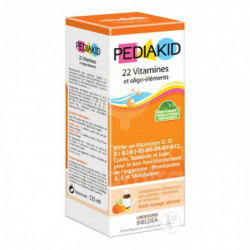 Pediakid 22 Vitaminas y Oligoelementos 125ml