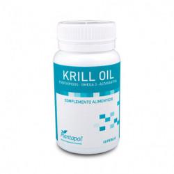 Plantapol Krill Oil 60 cápsulas