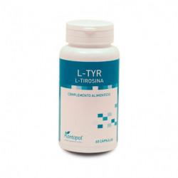 Plantapol L-TYR L-Tirosina 60 cápsulas