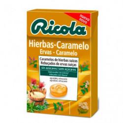 Ricola Caramelos Hierbas - Caramelo 50gr