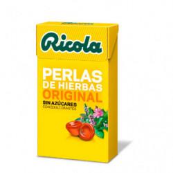 Ricola Perlas Hierbas 25gr