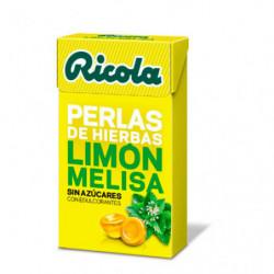 Ricola Perlas Limón 25gr