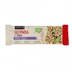 Siken Form Barrita Quinoa con Higos 15 uds