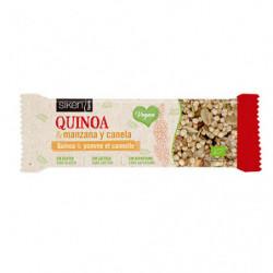 Siken Form Barrita Quinoa con Manzana 15 uds
