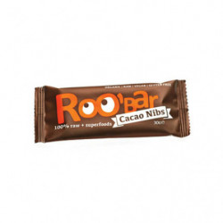 Roo'Bar Barritas Cacao y Almendra 20 uds