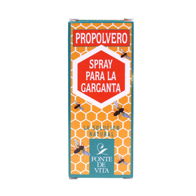 Spray Garganta Propolvero de Fonte de Vita 20ml