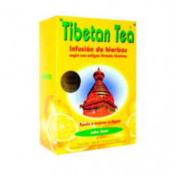 Tibetan Tea Limón 90 bolsitas