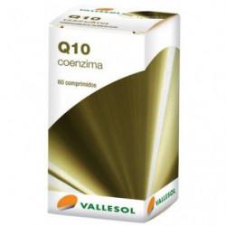 Vallesol Coenzima Q10 60 Comprimidos