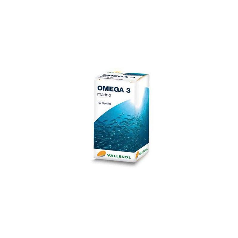 Vallesol Omega 3 100 Cápsulas