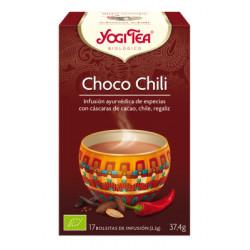 Yogi Tea Chocolate y Chili 17 bolsas