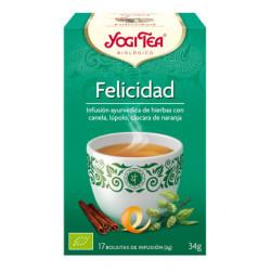 Yogi Tea Felicidad 17 bolsas
