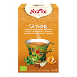 Yogi Tea Ginseng 17 bolsas