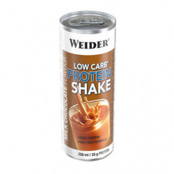 Weider Batido Proteina Low Carb 250ml Sabor Chocolate