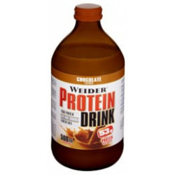 Weider Protein Drink Sabor Chocolate 500ml