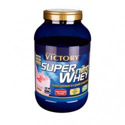 Victory Super Nitro Whey Fresa y Banana 2,2kg