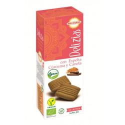 Bio-Darma Delicias Espelta Cúrcuma y Canela 135gr