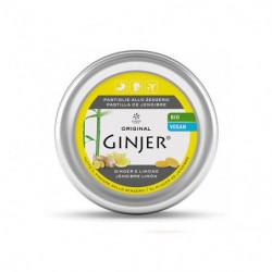 Lemon Pharma Ginger Pastillas de Limón Lata 40g