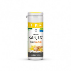 Lemon Pharma Ginger Bio Limón Chicles 30 uds