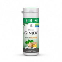 Lemon Pharma Ginger Bio Menta Chicles 30 uds