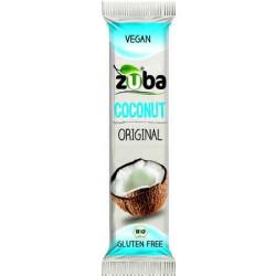 Zuba Barrita Coco Natural Sin Gluten 12 unidades