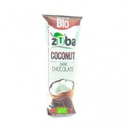 Zuba Barrita Coco y Chocolate Sin Gluten 12 unidades