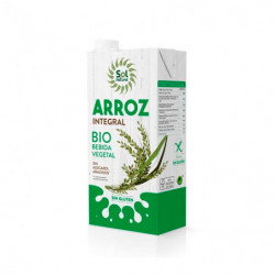 Sol Natural Bebida Arroz Integral sin Azúcar