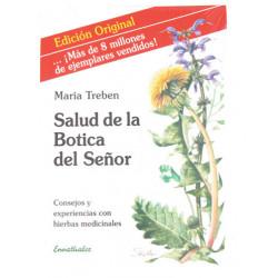 María Treben Libro Salud de la Botica del Señor