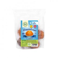 Sol Natural Magdalenas Clásicas sin Gluten Lactosa y Azúcar 5 uds