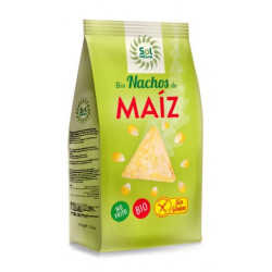 Sol Natural Nachos Maiz No Fritos 80g