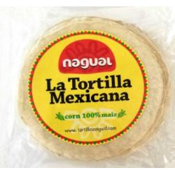 Nagual Tortillas de Maíz Burrito 8 uds