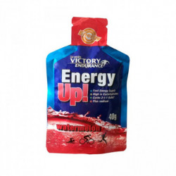 Weider Energy Up Gel Sandía 40g 24 Unidades