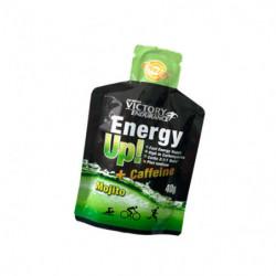 Weider Energy Up Gel con Cafeina Mojito 40g 24 unidades