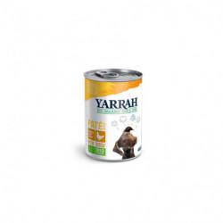 Yarrah Paté de Pollo con Espirulina y Algas Bio 400g