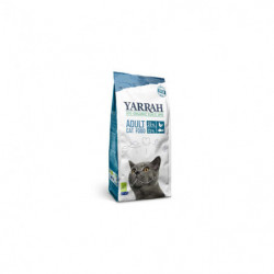 Yarrah Pienso Ecológico de Pescado para Gatos Bio 800g