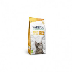 Yarrah Pienso Ecológico de Pollo para Gatos Bio 2,40 kg