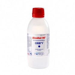 Alcohol Orb'y 96º 250ml