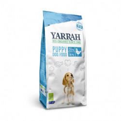 Yarrah Pienso Ecológico de Pollo con Proteínas para Perros Cachorros Bio 2 kg