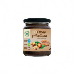 Sol Natural Crema de Cacao y Avellana 200g