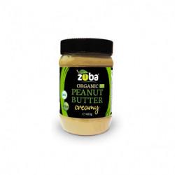 Zuba Crema de Cacahuete Cremosa 453g