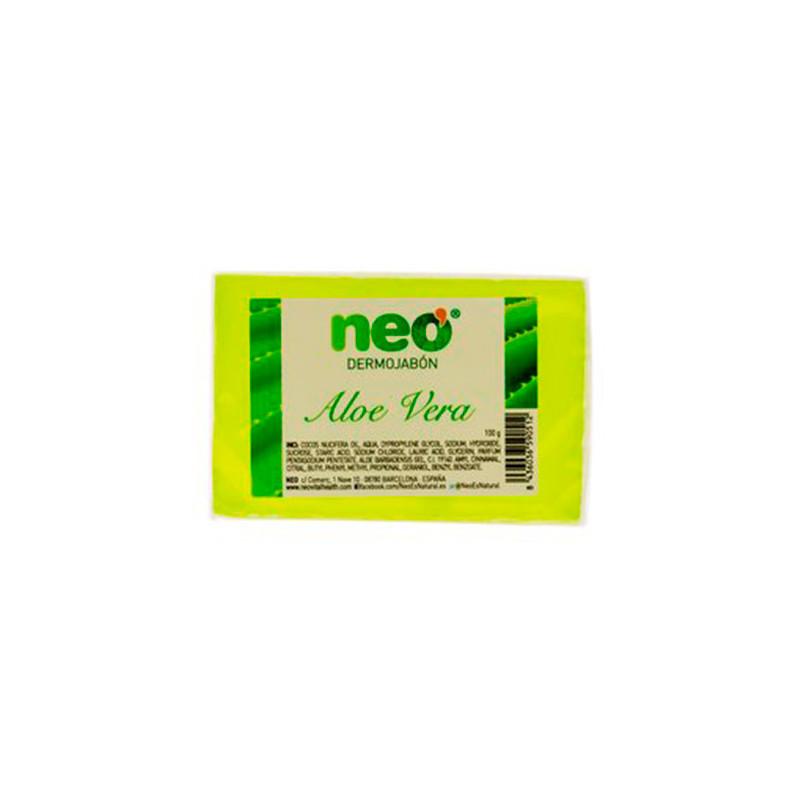 Neo Jabón de Aloe Vera 100g