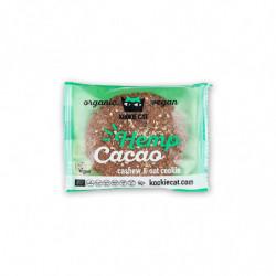 Kookie Cat Galleta Cáñamo y Cacao (12 Uds)