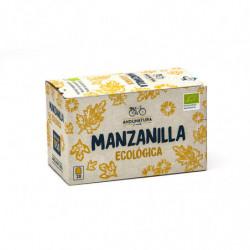 Andunatura Infusión de Manzanilla Dulce Eco 20 filtros