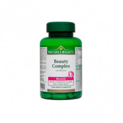 Nature's Bounty Beauty Complex con Biotina 60compr