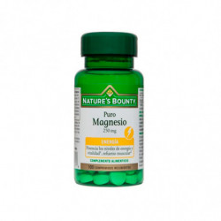 Nature's Bounty Magnesio 250mg 100compr