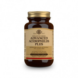 Solgar 40 Plus Acidophilus Avanzado (No Lácteo) 60caps