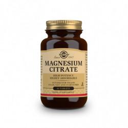 Solgar Citrato de Magnesio 60 compr