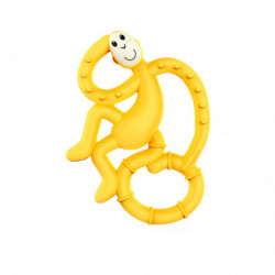 Matchstick Monkey Mini Monkey Amarillo