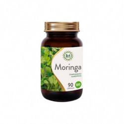 Sol Natural Moringa en Extracto BIO 90 cápsulas