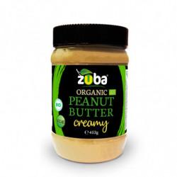 Zuba Crema de Cacahuete Cremosa BIO 340 Gr