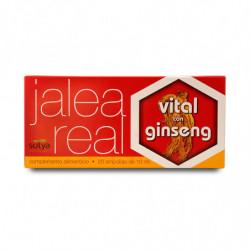 Sotya Jalea Real con Ginseng 20 ampollas